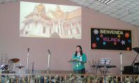 En Iglesia Amigos 30 Calle Capital en Guatemala