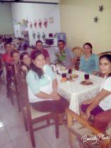 Con el Comité de Misiones en Asacualpa Sensenti