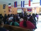 En Iglesia Amigos en San Ignacio y el Distrito. Celebrando Conferencia Misionera