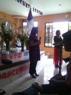 Presentando Proyecto a Camboya