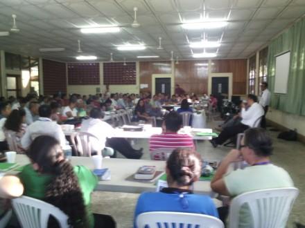 En Actividad General de Pastores en Guatemal