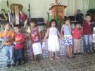 Niños en Copán Ruinas