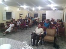 En Iglesia Amigos La Unión San Pedro Sula