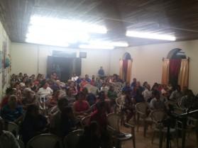 Congregación del Distrito en Tambla