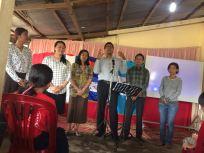 Tiempo de oración por los lideres de la iglesia